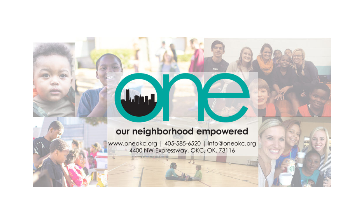 We Are ONE: Our Neighborhood Empowered