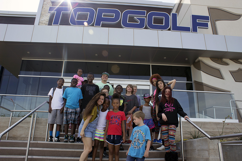 Adventure Trip: TopGolf 6.23.16